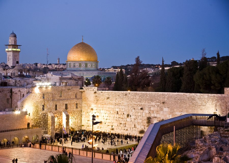Israel leaders say Jerusalem to remain 'state capital'