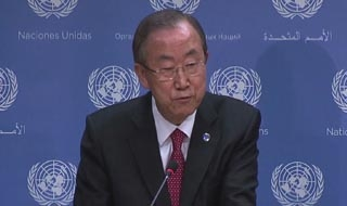 UN chief requests serious approach in next Syrian talks