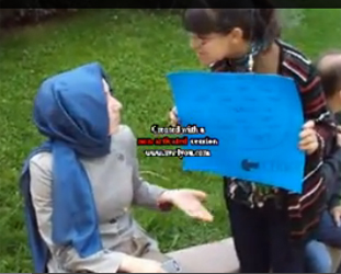 Harassment of headscarved students at Turkish campus
