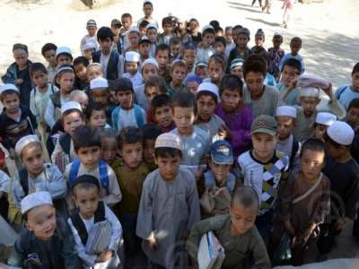Over 350 children killed in Afghanistan this year