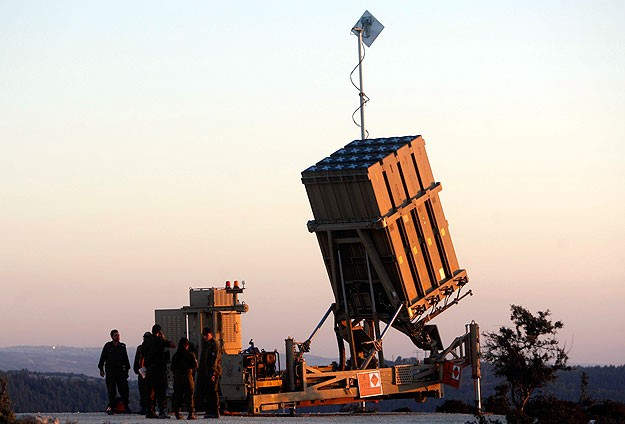 Israel's anti-rocket hit 'Iron Dome' a slow sell abroad