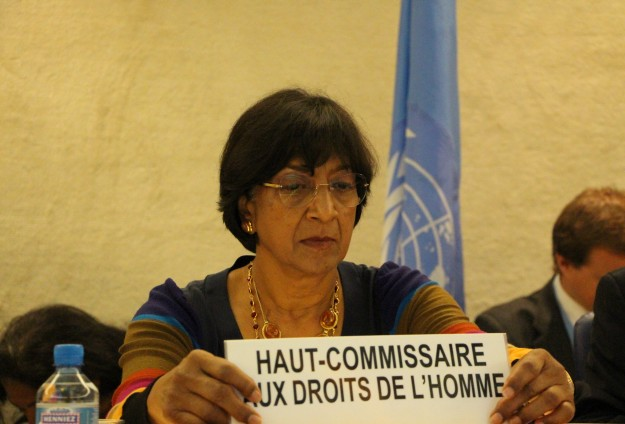 UN rights chief rebukes Security Council for failures to act