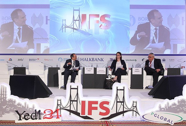 Istanbul Finance Summit 2014 1st day wrap-up