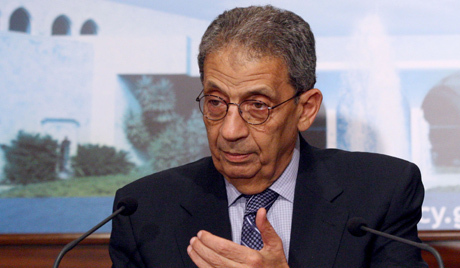 Egypt's Moussa: political future possible for Brotherhood