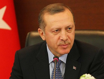 Turkey greatest hope for Middle East peace: President