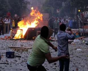 Over 300 arrested in Sunday protests in Egypt