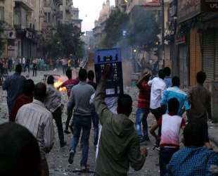 Egypt says 53 killed, 271 wounded in Sunday clashes- UPDATED