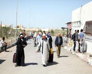 Egypt opens Rafah crossing two days for pilgrims