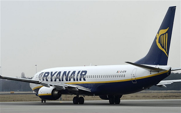 German Ryanair pilots to join European strikes
