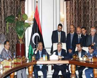 Turkey expresses support for Libyan democracy