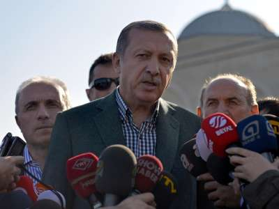 Erdogan: Turkey open to other missile bids only if China backs out