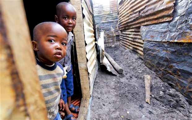South Africa children 'raped' for AIDS cure