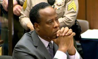 Doctor convicted of role in Michael Jackson's death is released