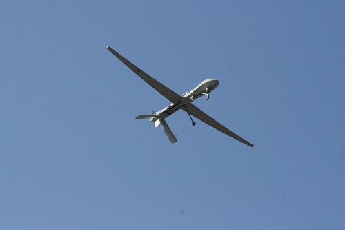 US drone strikes leave 15 dead, including five Afghan children