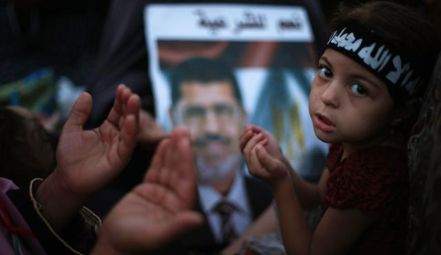 Pro-Morsi party suggests Egypt presidential council