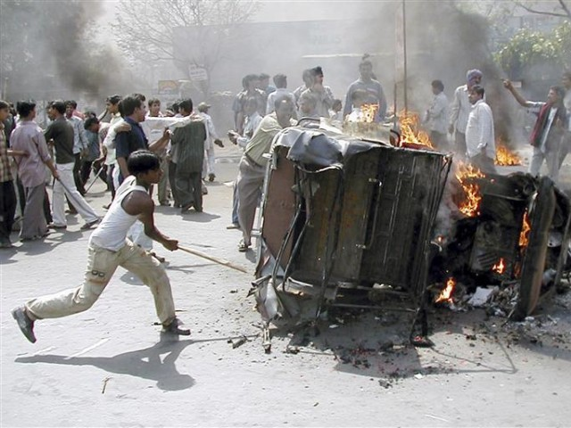 3 Muslims burnt to death in north India