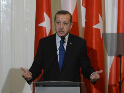 Turkey signals to cooperation with Iran and Iraq over Syria