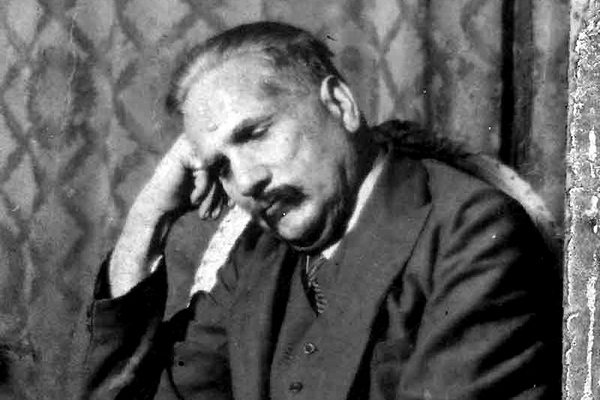 Allama Iqbal: Pakistan's ideological founder