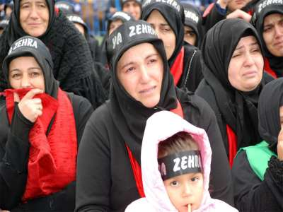 Turkey's Alevis see echoes of Karbala in ISIL violence