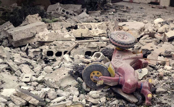 UN alarmed by rise in disapperances in Syria