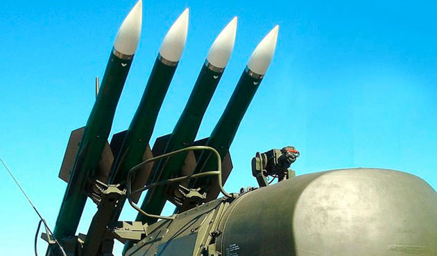 Assad arms Kurdish PYD with missiles- report