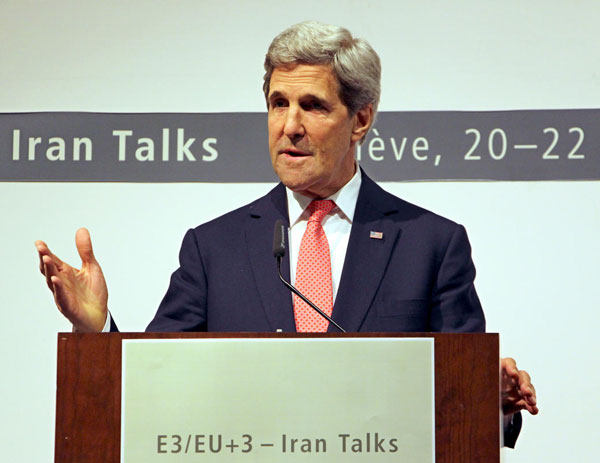 Kerry faces tough questions on Iran nuclear deal