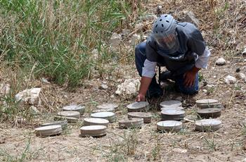 Turkey to clear mined areas until 2022