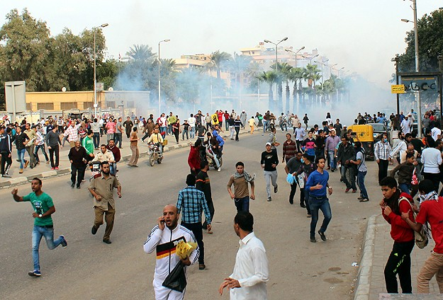 Student death sparks protests at Egypt's universities