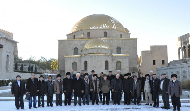 Ukraine's Meskhetian Turks in Turkey protection plea