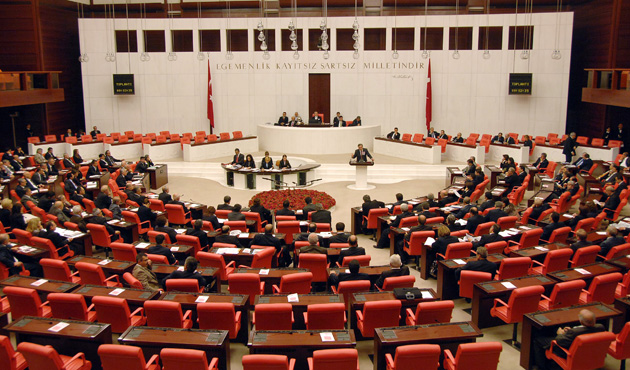 Turkey presents new internal security law in parliament