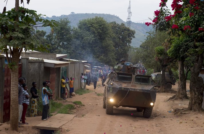 1,000 African troops to arrive in CAR