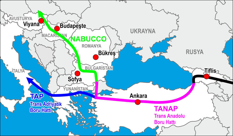 Trans Adriatic Pipeline unaffected by South Stream