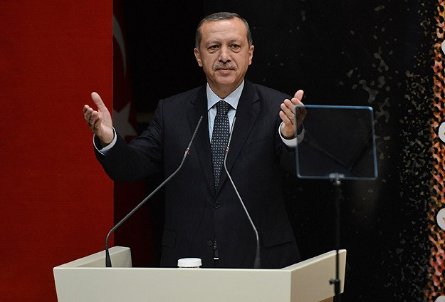 New Turkey in 'struggle for independence', says PM Erdogan