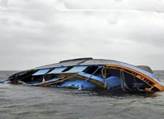 14 Indonesians drown after boat sinks in bad weather