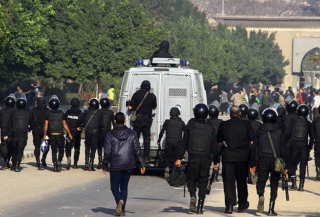 Egypt vows to preempt planned rallies