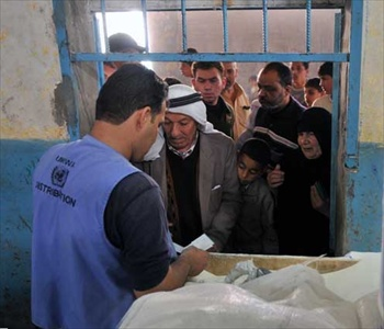 Israel allows shipments for UNRWA Gaza projects