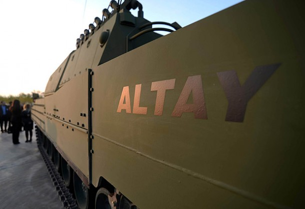 Turkey and Japan to cooperate on Altay tank engine