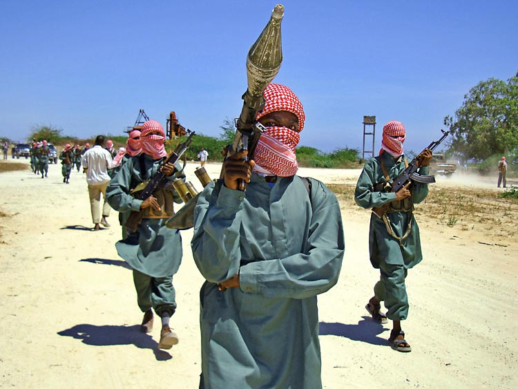 Kenya police raid refugee camp, arrest 4 Shabaab suspects