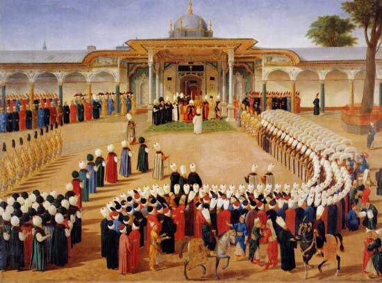 The Ottoman way of celebrating the Islamic New Year