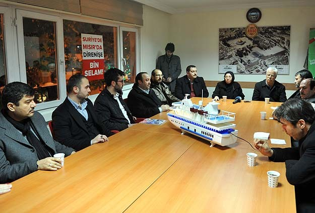 Turkey NGOs express support for IHH charity
