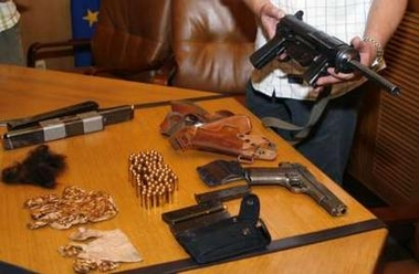 Father and son turned away from Muslim free gun range