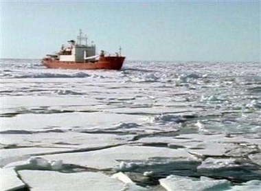 Denmark stakes claim to resource-rich North Pole