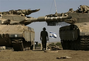 UK to suspend some Israel arms exports if Gaza truce fails
