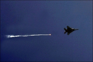 Syria says shoots down two of three ISIL jets