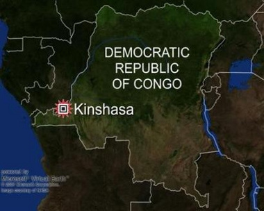 U.S. envoy urges Congo to set date for presidential election