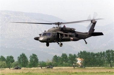 US to sell Tunisia 12 Black Hawks to aid militant fight