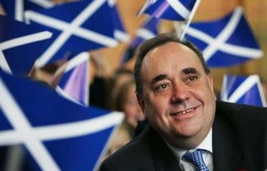 Salmond: US will not stand in way of Scottish independence