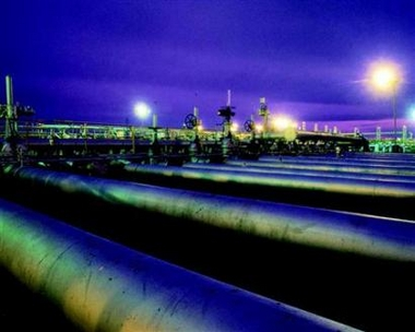 Exxon finds tapping device on UK oil pipeline