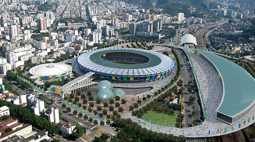 Violence forces early start to Rio World Cup security