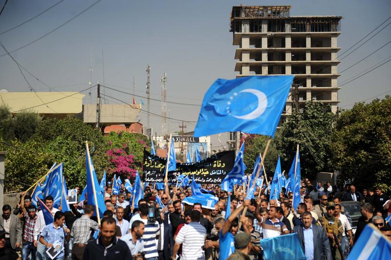 Iraqi Turkmen dissatisfied with new central gov't
